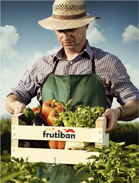 fruta para supermercados
