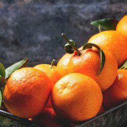 caja mandarinas
