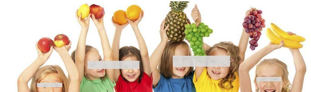 frutas y verduras para colegios